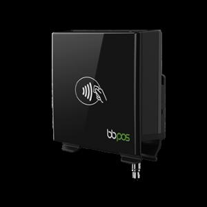 Chipper 2X EMV L2 smart card, EMV L1 contactless, dual track mag