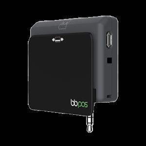 Chipper OTA EMV smart card and mag stripe track 1&2 reader