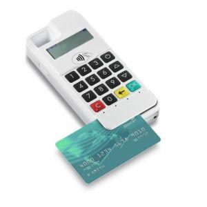 BluePad-500 + 2D Barcode Scanner + Mag Stripe + Smart Card