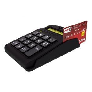 DynaPAD Encrypting key pad with SCRA (HID or KB)