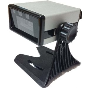 Riotec FS5022JW 2D fixed mount wide angle USB barcode scanner
