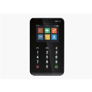D200 Bluetooth smart card, mag stripe & PIN pad POS terminal