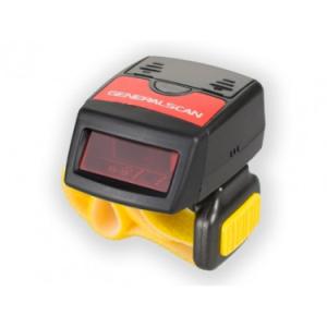 Generalscan GS-R1000BT-HP 1D Laser Bluetooth Ring Scanner