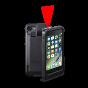Linea Pro 7 1D Barcode Scanner, Mag Stripe