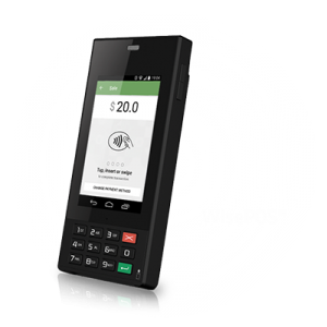 WisePOS 2.0 Android 7.0, 4G, WiFi, BT, barcode, mag, NFC